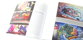 Visual Orgasm - The Early Years of Canadian Graffiti book image